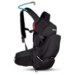 Zaino Ride 15L con sacca idrica by Source colore nero