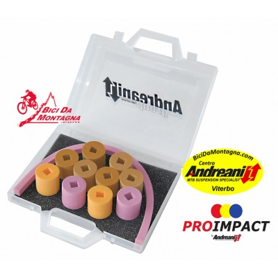 PROINPACT Andreani kit per tuning Forcelle da 32 a 40mm...