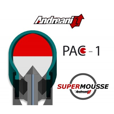 Andreani Supermousse Pac-1 Per Gomme Tubeless
