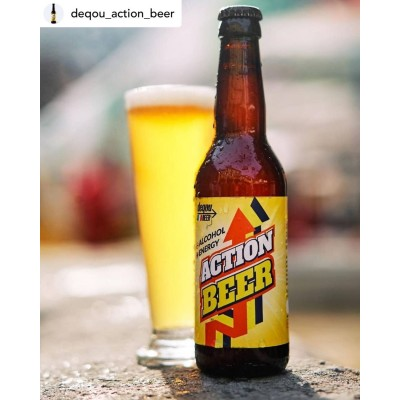 DEQOU ACTION BEER