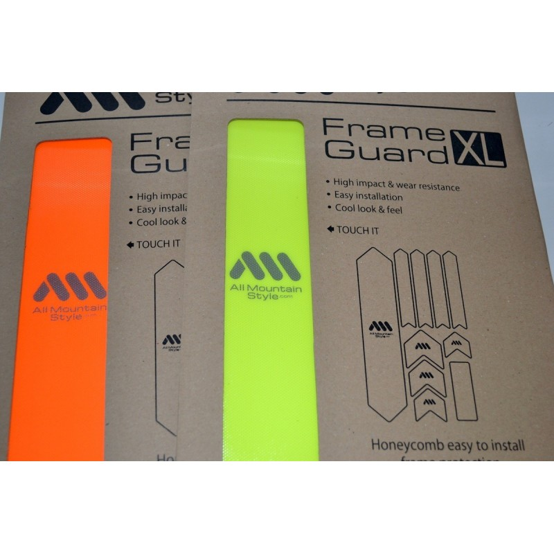 Protezione Fluo XL AMS Honeycomb