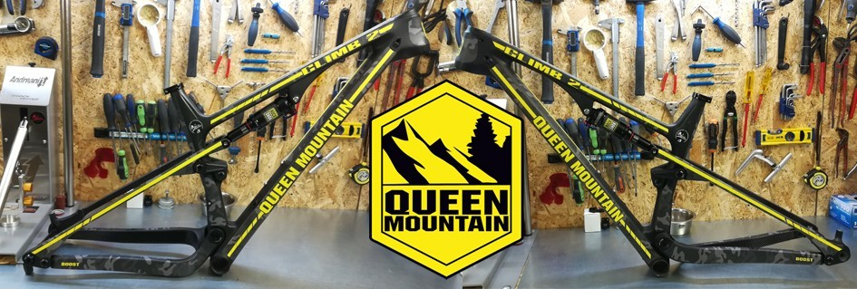 MTB Queen Mountain